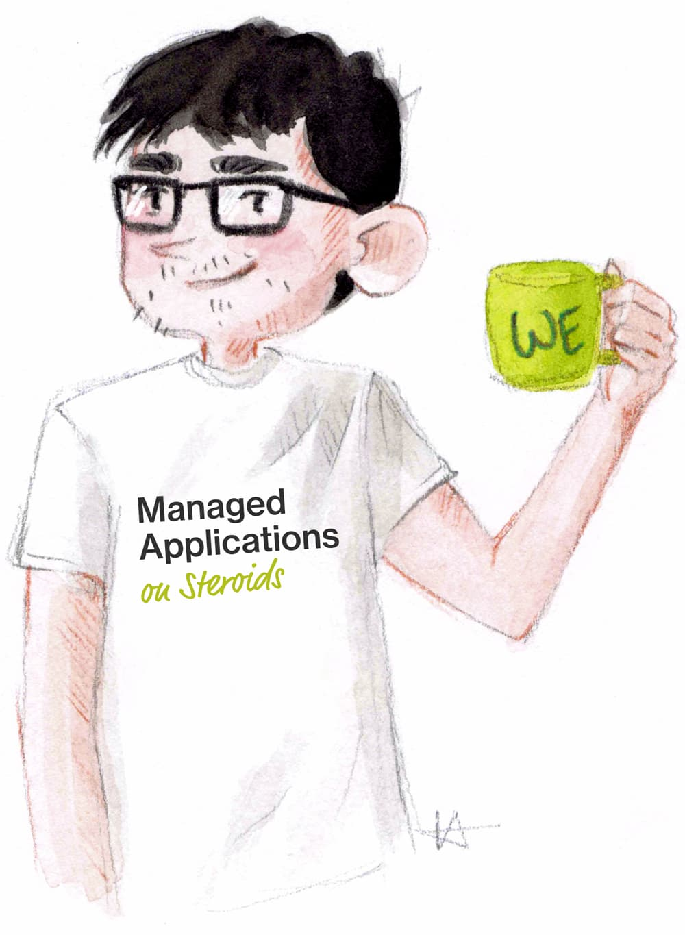 TWENTY |20 Managed Applications on Steroids